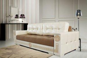 Прямой диван Амарас 28 - Мебельная фабрика «Амарас»