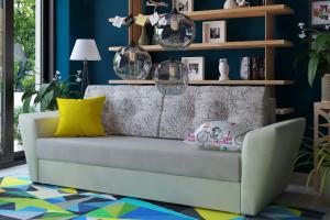 Прямой диван Амстердам еврокнижка - Мебельная фабрика «Атлант»