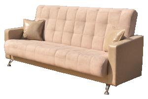 Прямой диван Аркадия 1 ДККЗ 2 Н - Мебельная фабрика «Дока Мебель»
