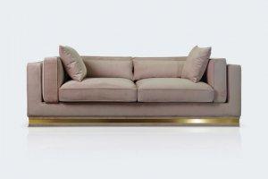 Прямой диван Babilon - Мебельная фабрика «ИСТЕЛИО»
