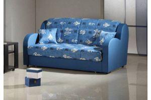 Прямой диван Барон аккордеон - Мебельная фабрика «Уютный Дом», г. Владимир