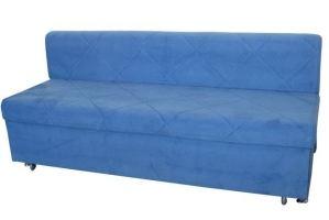 Прямой диван без подлокотников - Мебельная фабрика «Европейский стиль»