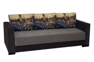 Прямой диван Бруно-2 - Мебельная фабрика «Династия К»