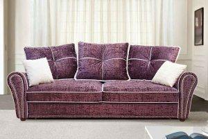 Прямой диван Дамаск - Мебельная фабрика «Аккорд»
