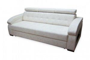 Прямой диван дельфин Джулия 3 - Мебельная фабрика «Нико»