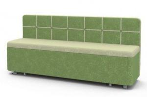 Прямой диван дельфин Ф 12 - Мебельная фабрика «Кабриоль»