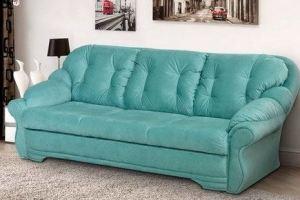 Прямой диван дельфин Роландо - Мебельная фабрика «Катрина»