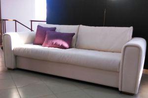 Прямой диван Денвер - Мебельная фабрика «Эволи»