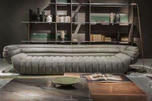 Прямой диван Divano GM 27 - Мебельная фабрика «Галерея Мебели GM»