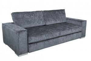 Прямой диван Доминик - Мебельная фабрика «Мануфактура уюта»