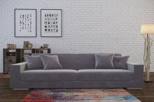 Прямой диван Дюна - Мебельная фабрика «МАКС-Интерьер»