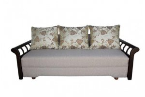 Прямой диван Евро 1 - Мебельная фабрика «Витэк»