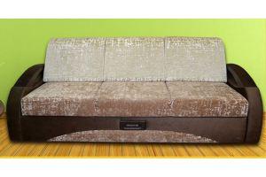 Прямой диван Еврокнига - Мебельная фабрика «Мебельный двор»