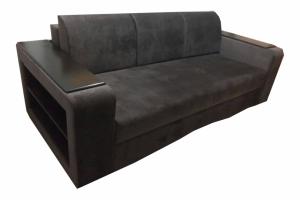Прямой диван еврокнижка - Мебельная фабрика «ДарВик»