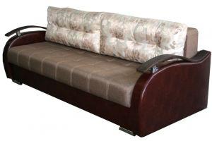 Прямой диван еврокнижка Магнат - Мебельная фабрика «Фокстрот мебель»