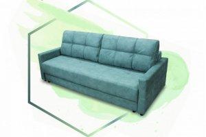 Прямой диван еврокнижка Мальта 4БД - Мебельная фабрика «Мебельный Формат»