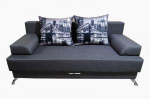 Прямой диван Еврософа - Мебельная фабрика «Алга»
