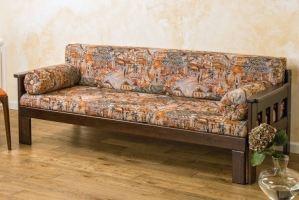 Прямой диван Фаворит 2 - Мебельная фабрика «БИМ»