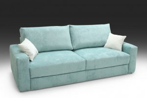 Прямой диван Фламинго 7 - Мебельная фабрика «Логос-юг»