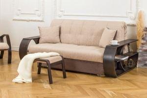 Прямой диван Фокстрот 2 - Мебельная фабрика «БИМ»
