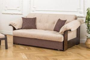 Прямой диван Фокстрот 4 - Мебельная фабрика «БИМ»