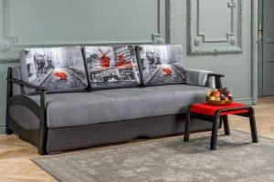 Прямой диван Форма 2 - Мебельная фабрика «БИМ»