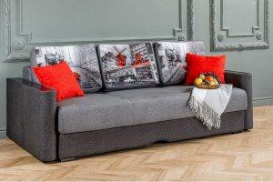 Прямой диван Форма 3 - Мебельная фабрика «БИМ»