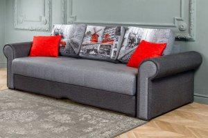 Прямой диван Форма 4 - Мебельная фабрика «БИМ»