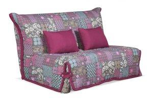 Прямой диван Гейша аккордеон - Мебельная фабрика «Цвет диванов», г. Москва