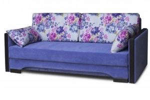 Прямой диван Глория-8 с боковинами - Мебельная фабрика «Дива-Н»
