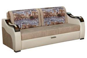 Прямой диван Граф люкс 4 - Мебельная фабрика «РаИра»