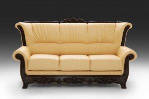 Прямой диван Хилтон 9 - Мебельная фабрика «Логос-юг»