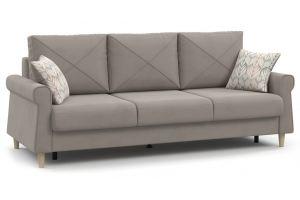 Прямой диван Иветта - Мебельная фабрика «Нижегородмебель и К (НиК)»