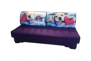 Прямой диван Капришка - Мебельная фабрика «Mobelgut»