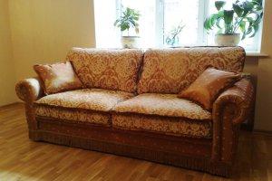 Прямой диван Классик - Мебельная фабрика «Эволи»