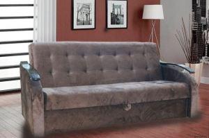 Прямой диван Комфорт - Мебельная фабрика «Велес-Мебель»
