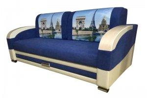 Прямой диван Комфорт 6 - Мебельная фабрика «Фортуна плюс»