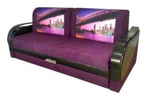 Прямой диван Комфорт 7 - Мебельная фабрика «Фортуна плюс»
