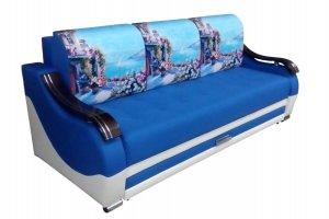 Прямой диван Комфорт 5 - Мебельная фабрика «Фортуна плюс»