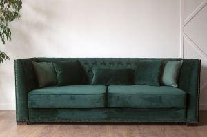Прямой диван-кровать Девиль - Мебельная фабрика «Anderssen»