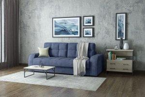 Прямой диван-кровать Кембридж - Мебельная фабрика «RIVALLI»