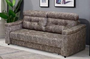 Прямой диван Леон-3 - Мебельная фабрика «Универсал Мебель»