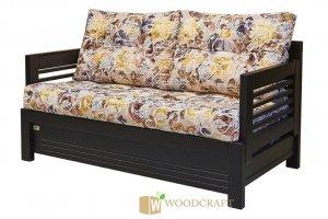 Прямой диван Леон С - Мебельная фабрика «WoodCraft»
