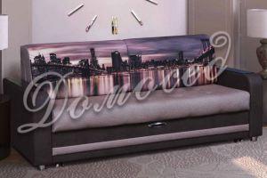 Диван Лидер 24 прямой - Мебельная фабрика «Домосед»