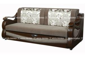 Прямой диван Лидер 3 - Мебельная фабрика «Мебель Поволжья»