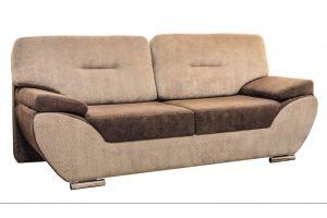 Прямой диван Люкс 3 - Мебельная фабрика «Престиж-Л»