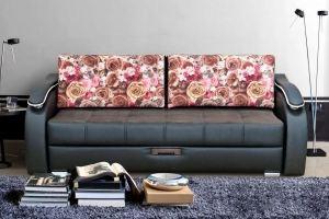 Прямой диван Мали 3 - Мебельная фабрика «Катрина»