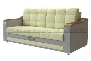 прямой диван Манго Б без стаканчиков - Мебельная фабрика «Полярис»