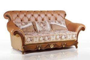 Прямой диван Милан - Мебельная фабрика «Качканар-мебель»