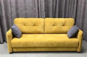 Прямой диван Монтана - Мебельная фабрика «Элеганзо»